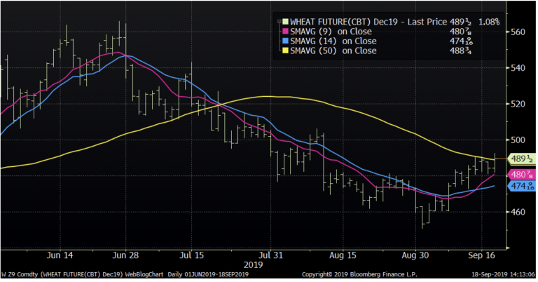 Wheat Futures Market
